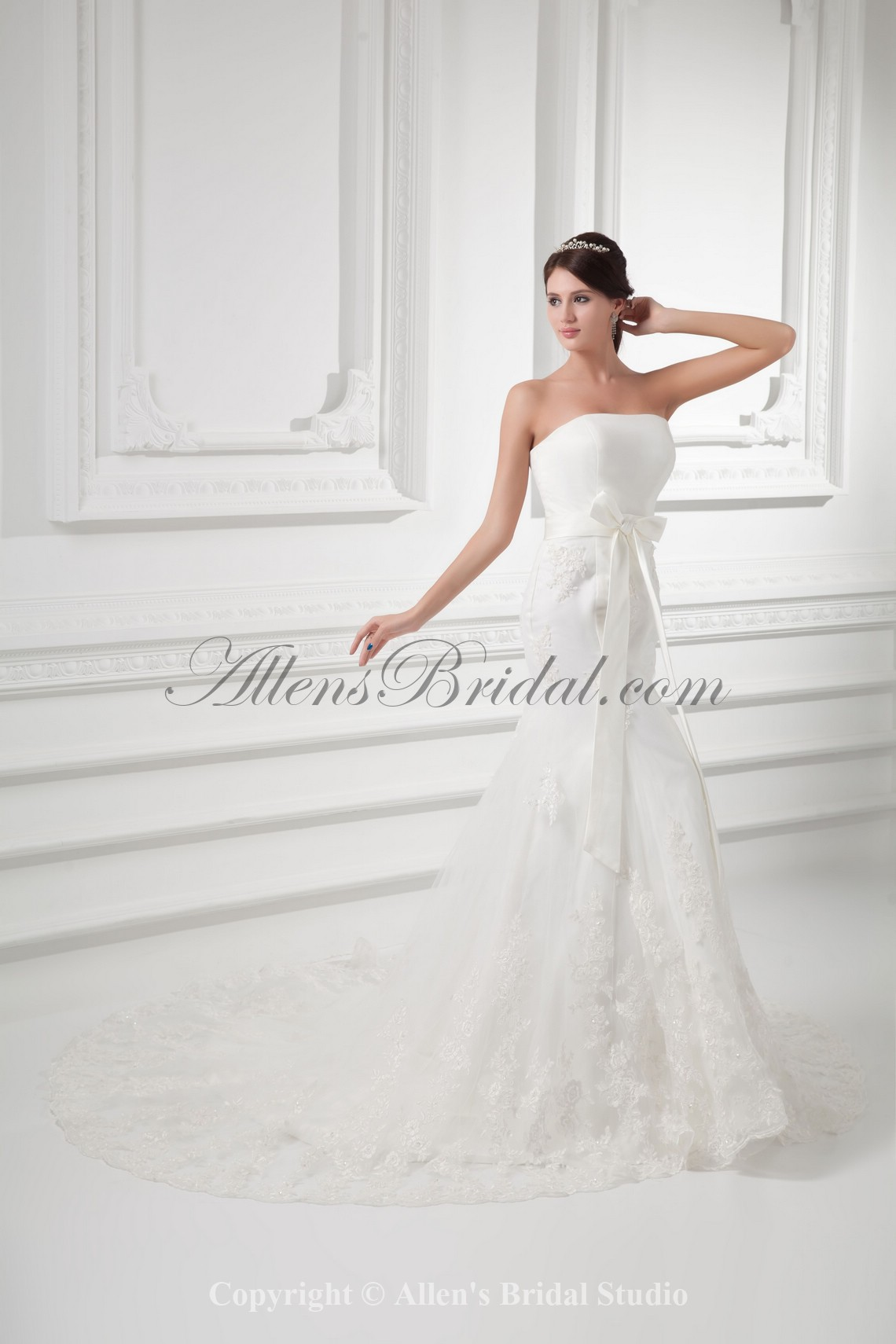 /1007-8074/satin-and-lace-strapless-mermaid-chapel-train-sash-wedding-dress.jpg