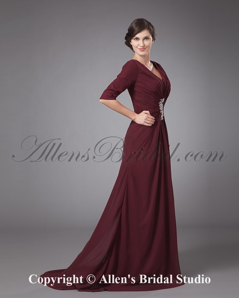 /1168-9381/chiffon-v-neck-sweep-train-a-line-mother-of-the-bride-dress-with-pleated-and-ruffle.jpg