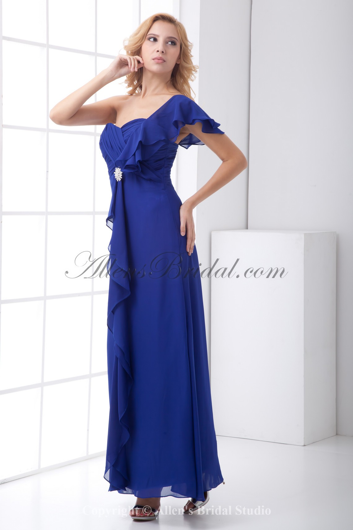 /200-1595/chiffon-one-shoulder-column-ankle-length-ruffle-prom-dress.jpg