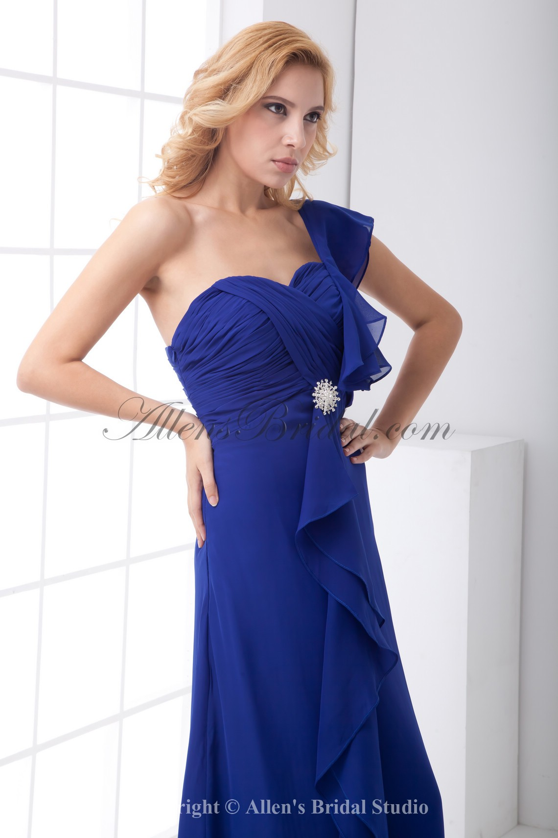 /200-1599/chiffon-one-shoulder-column-ankle-length-ruffle-prom-dress.jpg