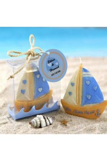 """The Love Boat"" Candle in Ocean"