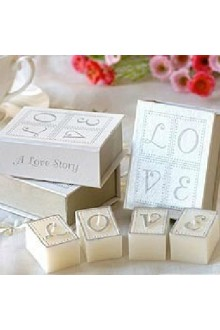 """Book of LOVE"" Candle Set"