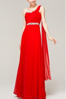 Organza Square Neckline Floor Length Ball Gown Dress with Sequins