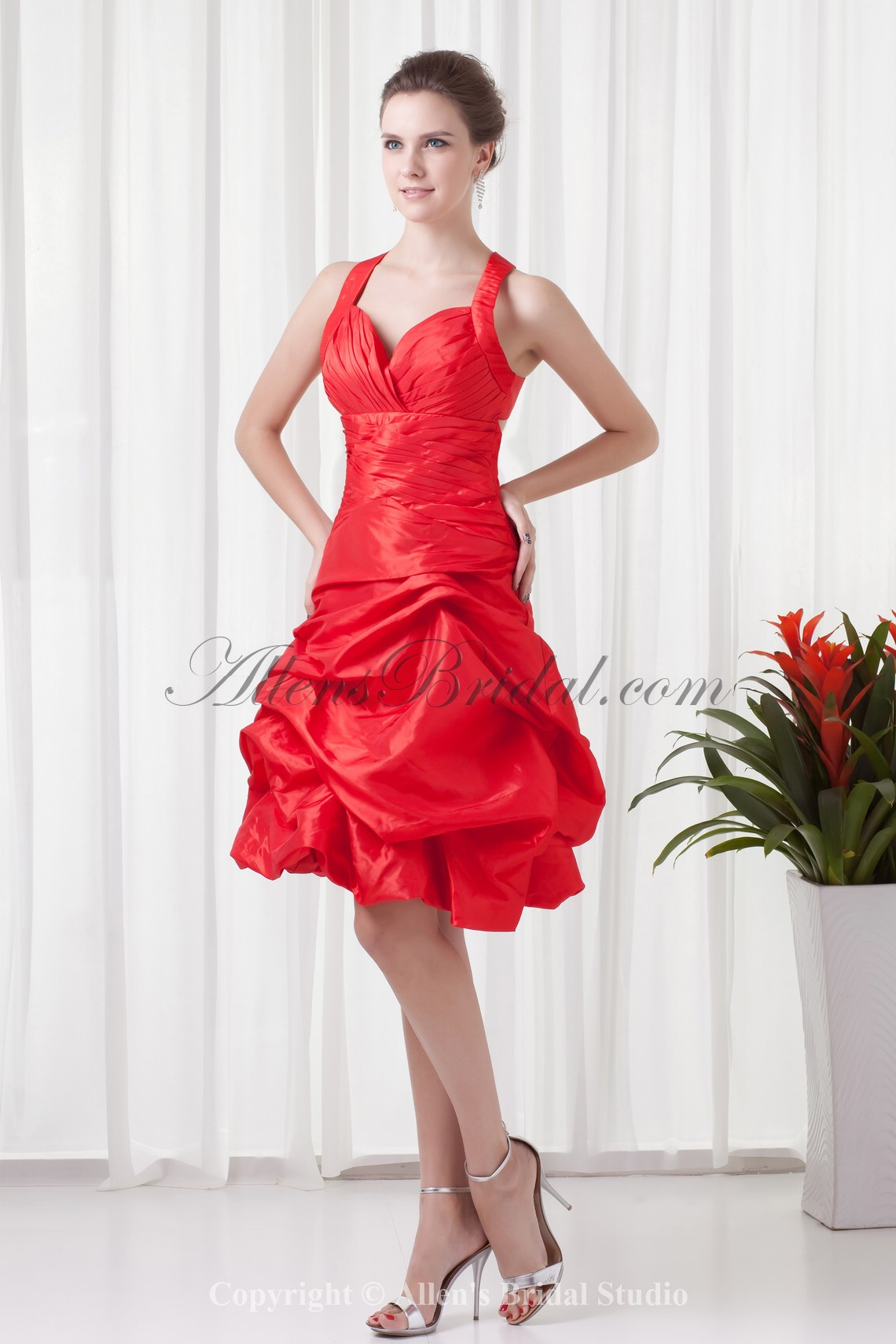 /291-2324/taffeta-straps-ball-gown-knee-length-cocktail-dress.jpg