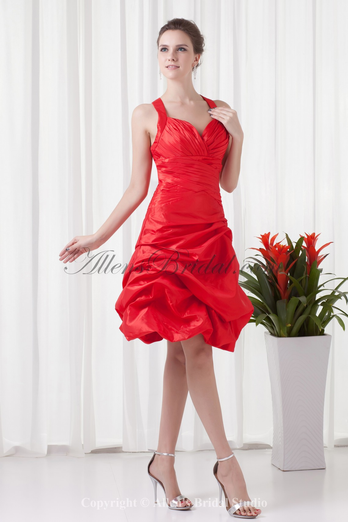 /291-2325/taffeta-straps-ball-gown-knee-length-cocktail-dress.jpg