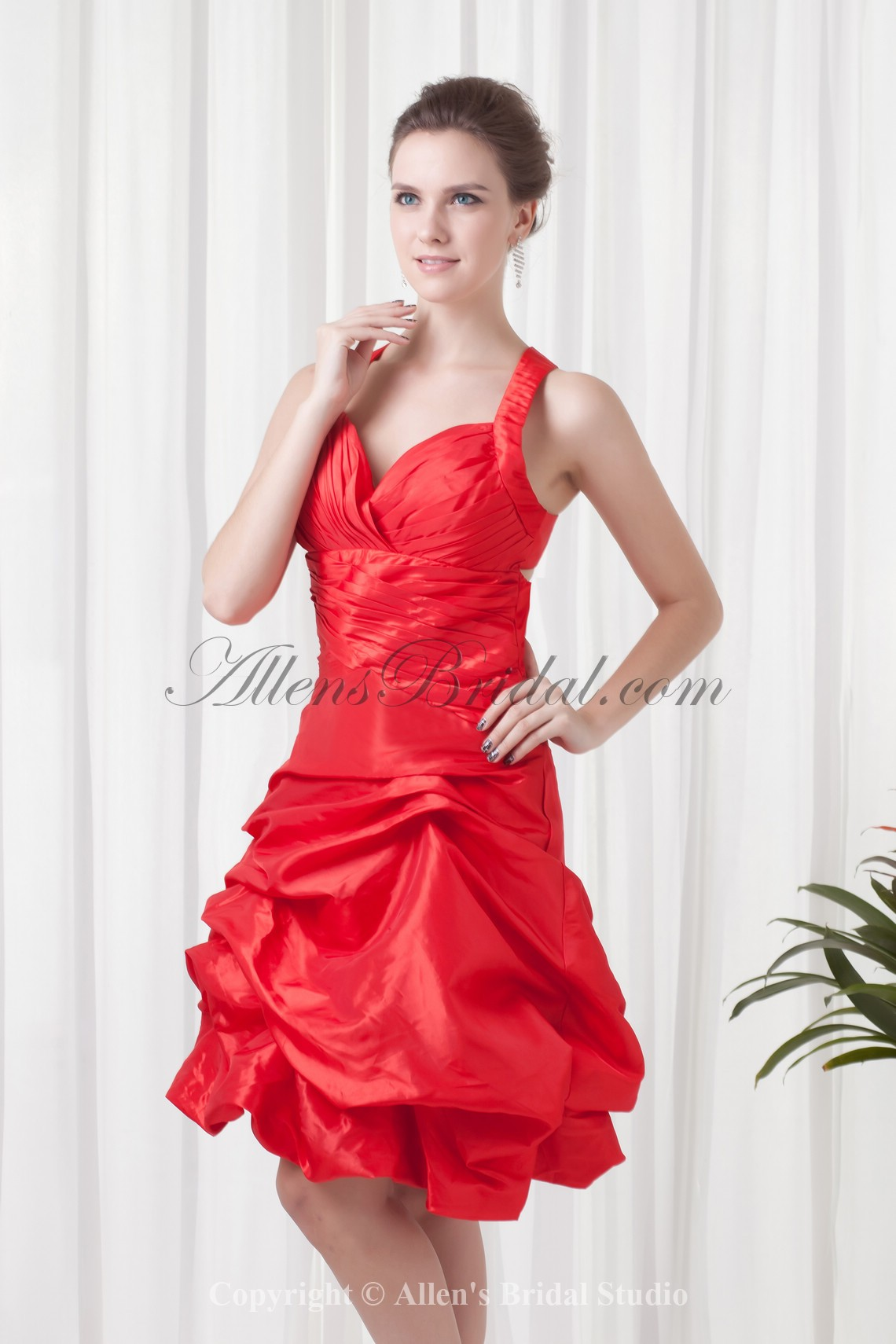 /291-2327/taffeta-straps-ball-gown-knee-length-cocktail-dress.jpg