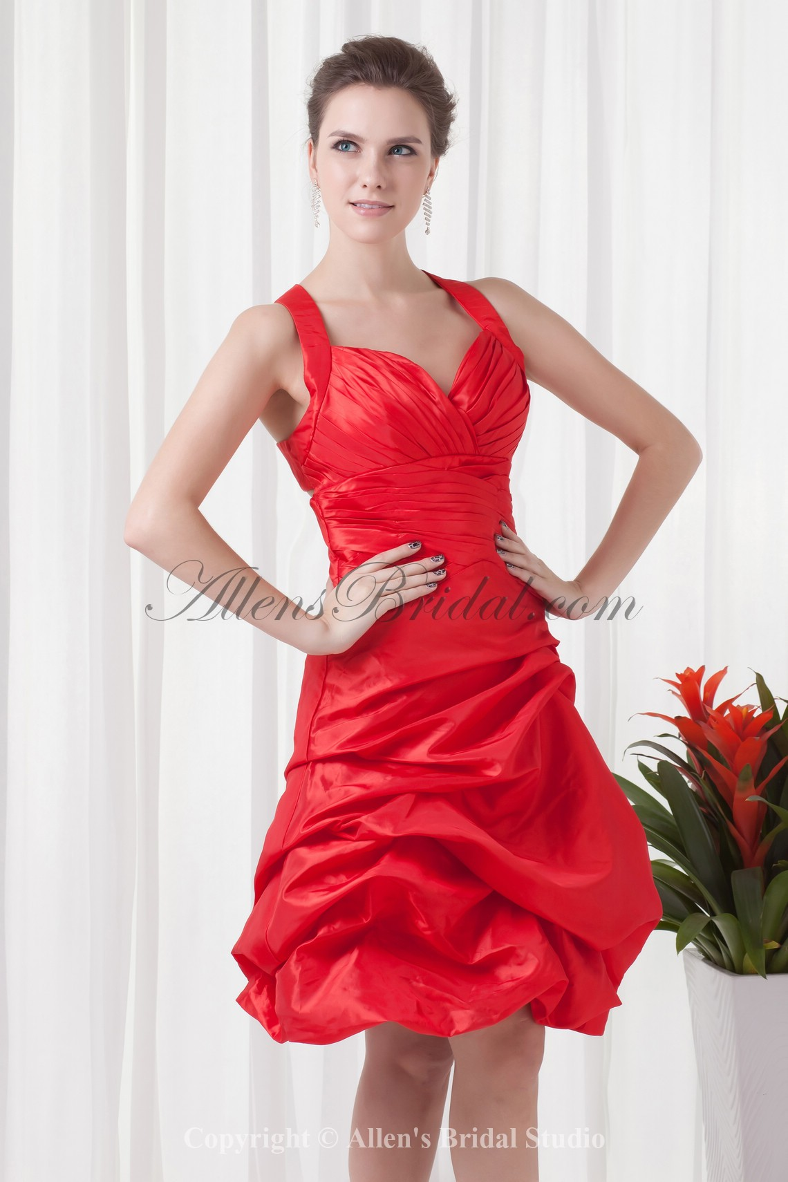 /291-2328/taffeta-straps-ball-gown-knee-length-cocktail-dress.jpg