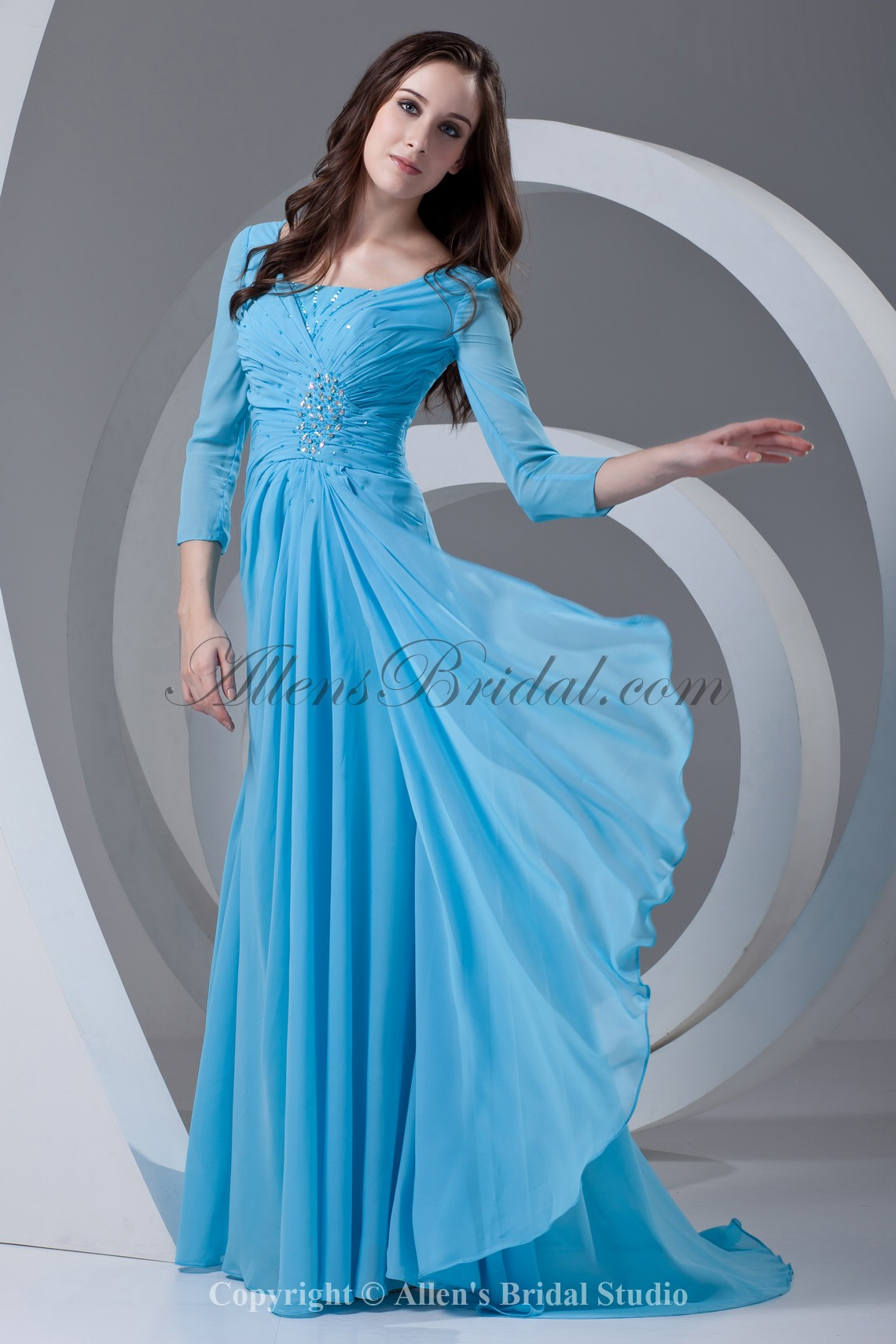 /337-2691/chiffon-square-neckline-sweep-train-column-prom-dress-with-three-quarter-sleeve-and-gathered-ruched.jpg