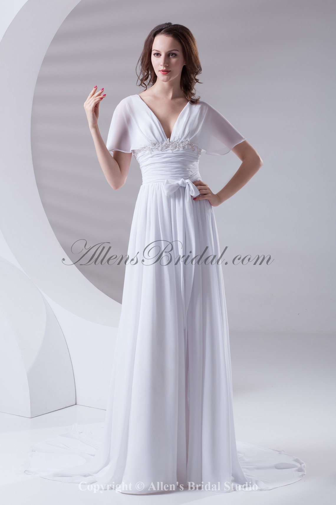 /415-3316/chiffon-v-neckline-column-sweep-train-short-sleeves-prom-dress.jpg