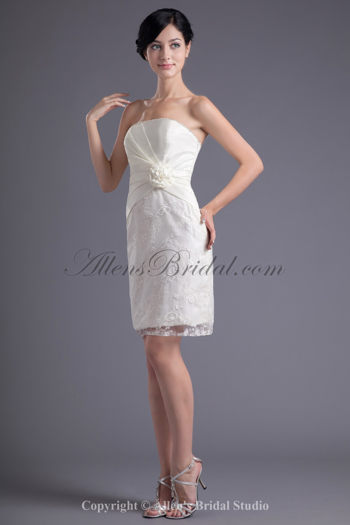 /43-339/satin-and-lace-strapless-neckline-sheath-short-hand-made-flower-cocktail-dress.jpg