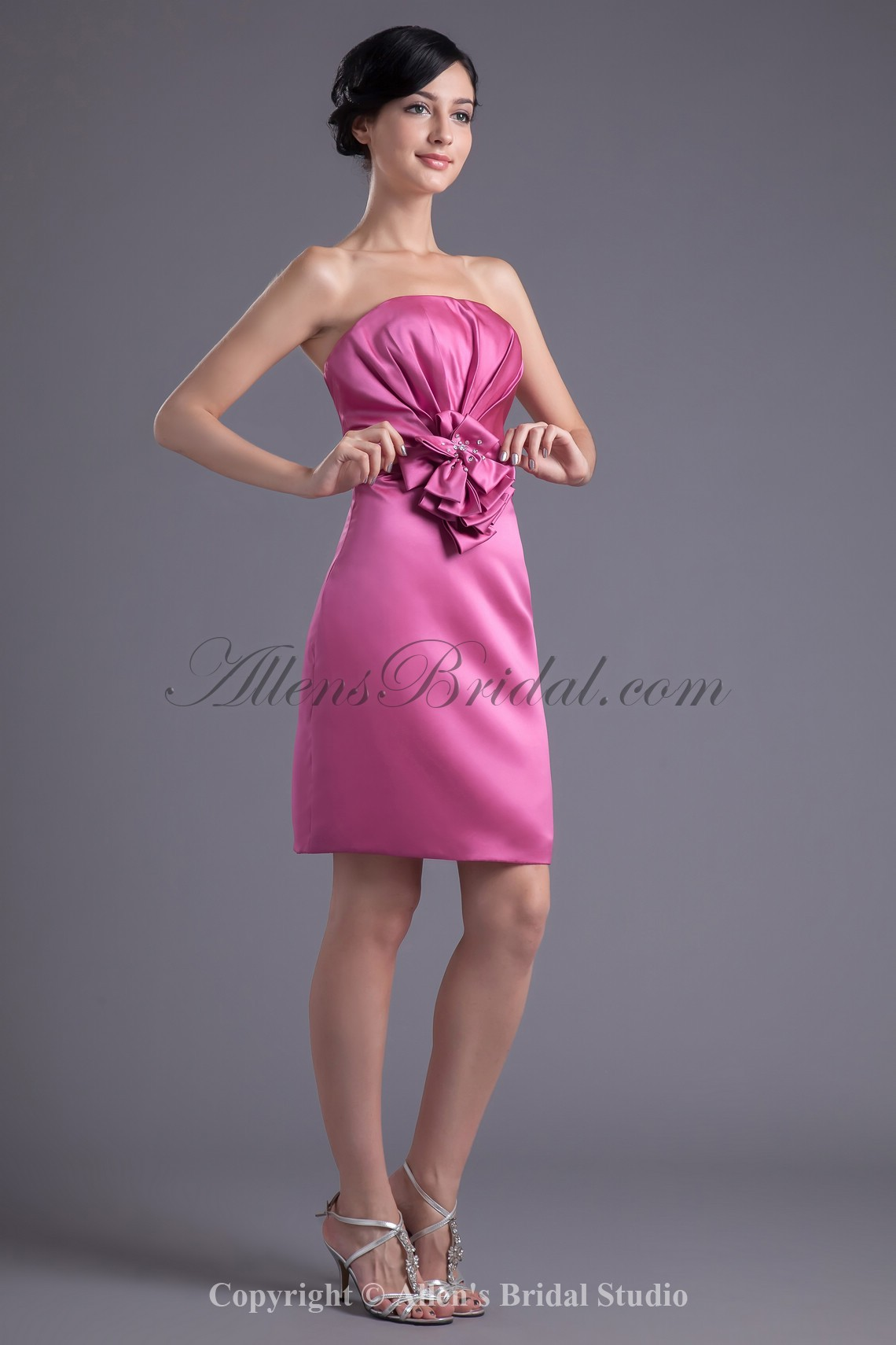 /44-346/satin-strapless-neckline-column-knee-length-hand-made-flower-cocktail-dress.jpg