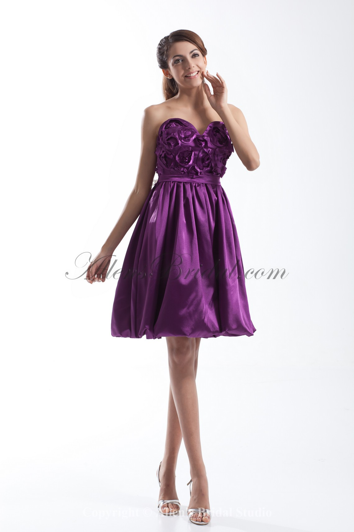 /633-5069/satin-sweetheart-knee-length-a-line-hand-made-flowers-cocktail-dress.jpg