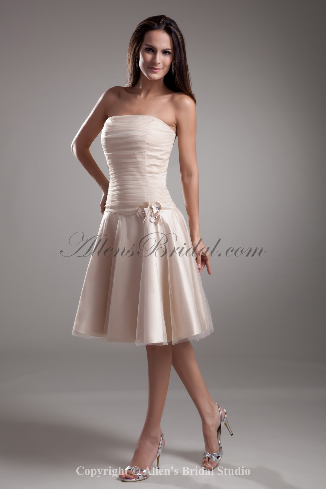 /726-5813/satin-and-tulle-strapless-knee-length-a-line-flowers-cocktail-dress.jpg