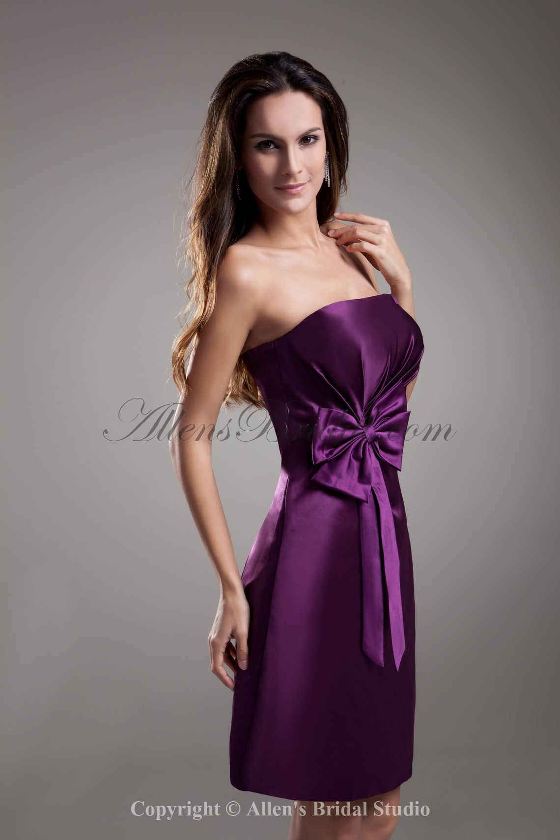 /734-5880/satin-strapless-neckline-short-sheath-bow-cocktail-dress.jpg