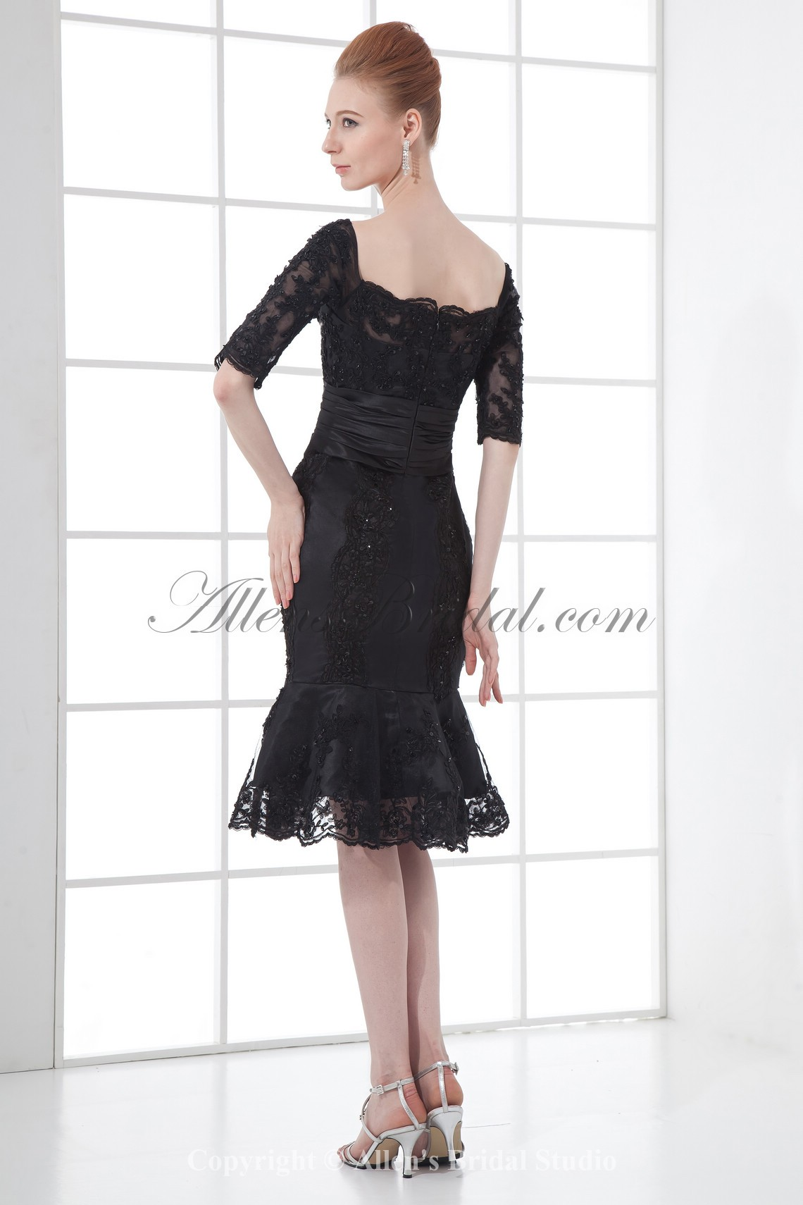 /75-600/lace-off-the-shoulder-neckline-sheath-knee-length-half-sleeves-cocktail-dress.jpg