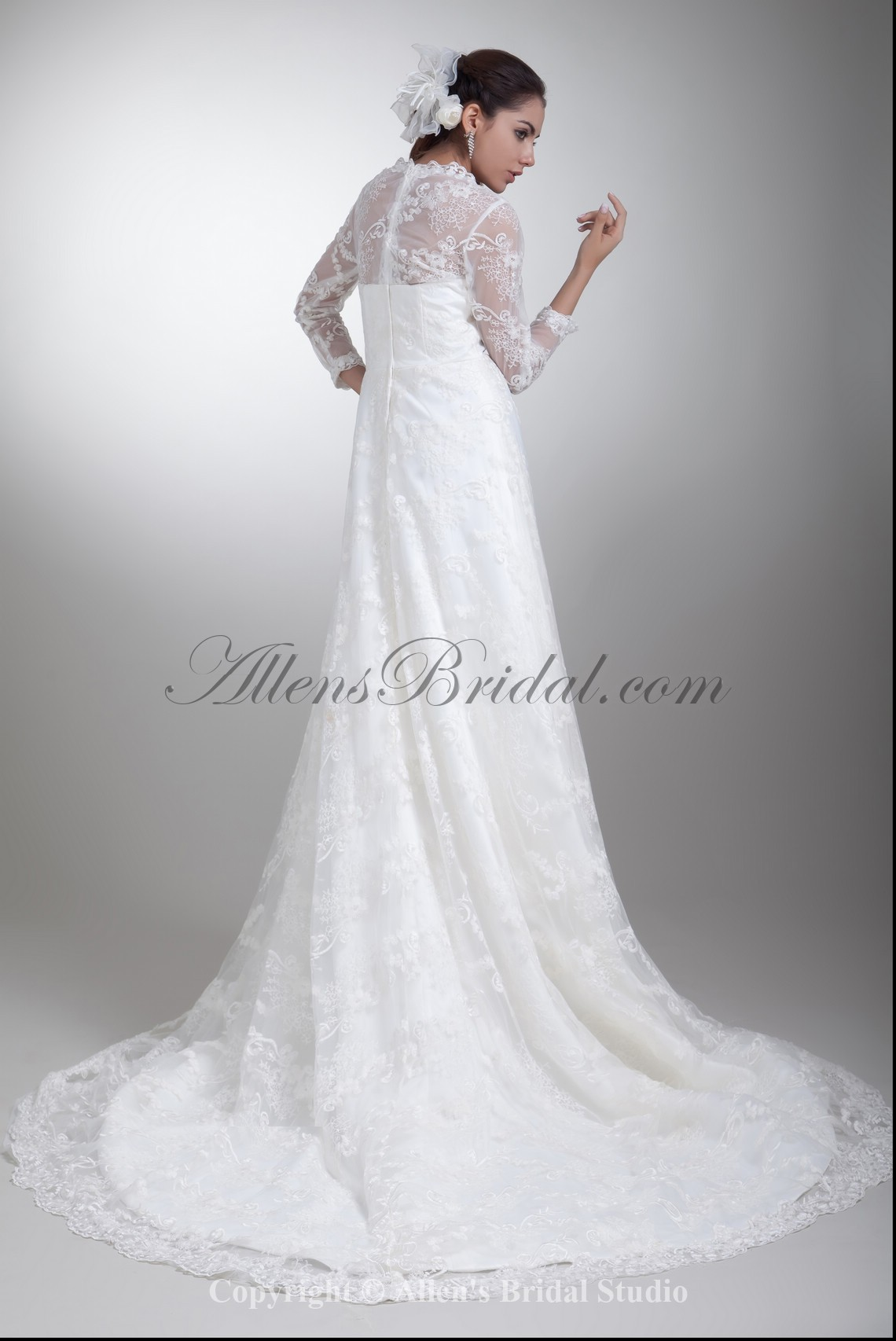 /796-6380/satin-and-lace-jewel-neckline-sweep-train-a-line-three-quarter-sleeves-wedding-dress.jpg