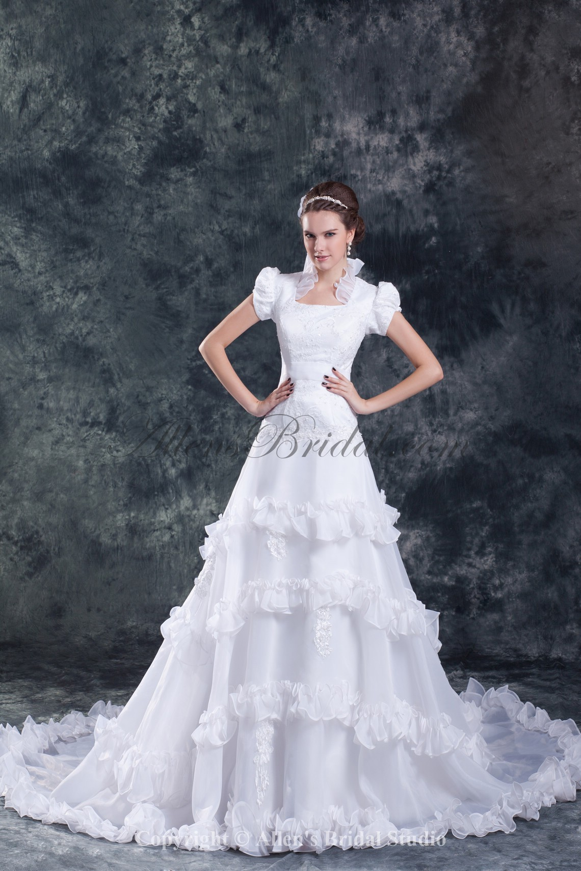 /838-6714/organza-square-neckline-sweep-train-a-line-cap-sleeve-wedding-dress.jpg