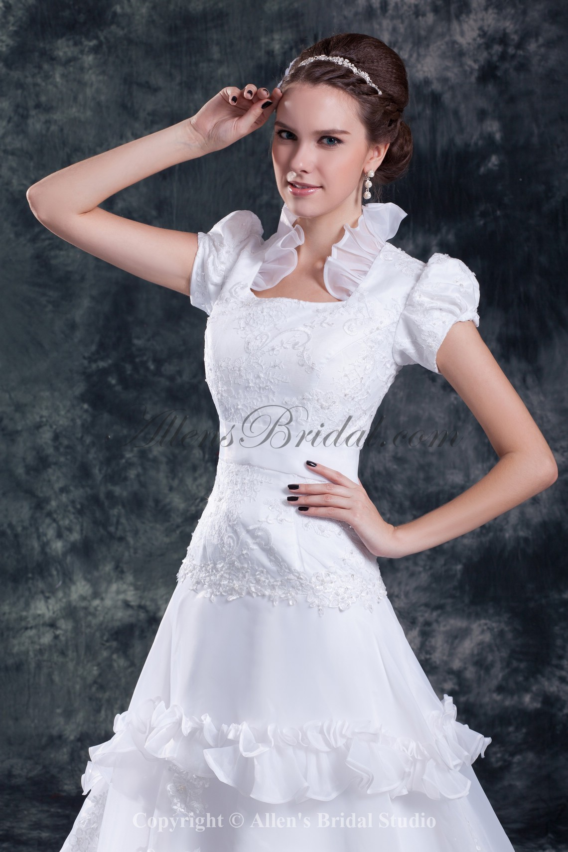 /838-6715/organza-square-neckline-sweep-train-a-line-cap-sleeve-wedding-dress.jpg