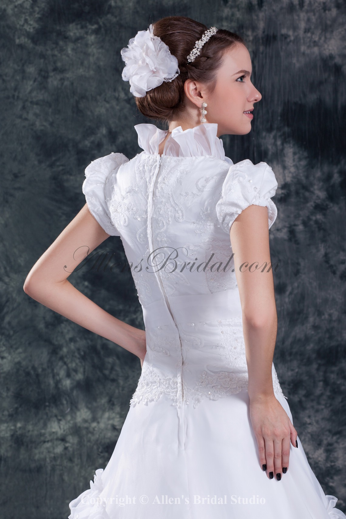 /838-6720/organza-square-neckline-sweep-train-a-line-cap-sleeve-wedding-dress.jpg