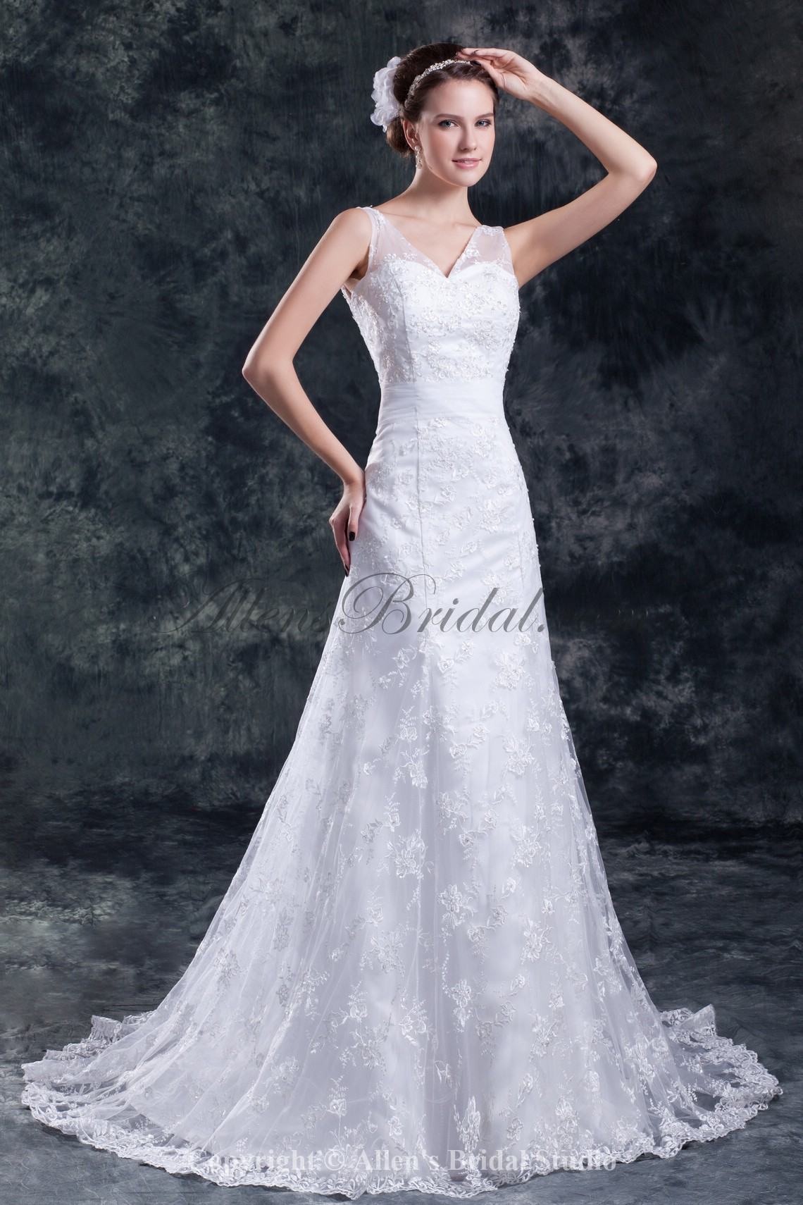 /840-6730/lace-straps-neckline-sweep-train-a-line-wedding-dress.jpg