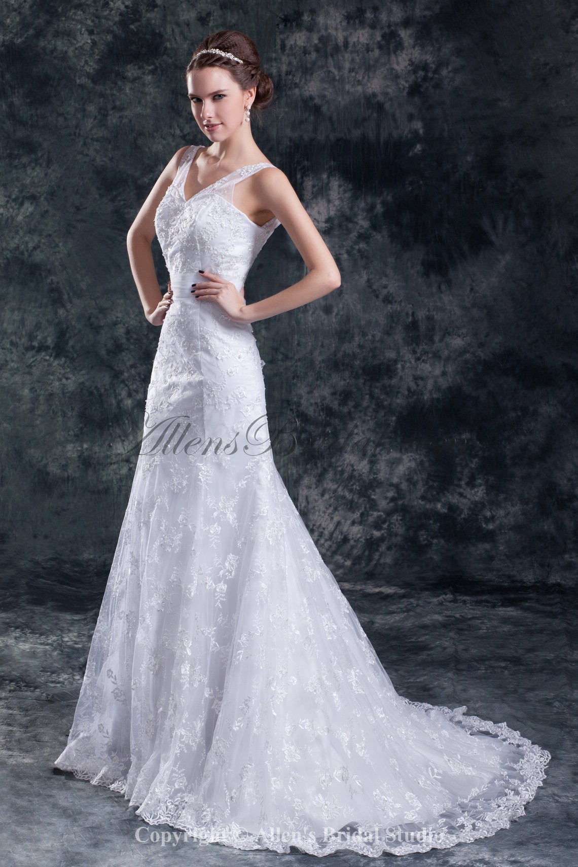/840-6734/lace-straps-neckline-sweep-train-a-line-wedding-dress.jpg