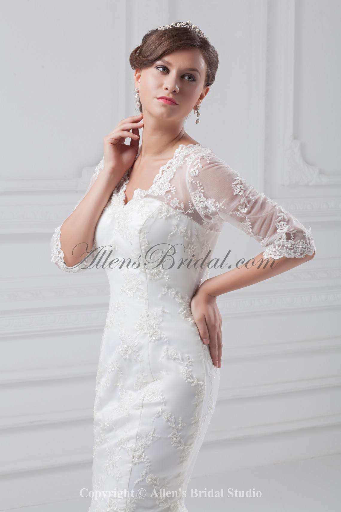 /858-6876/lace-v-neck-neckline-chapel-train-mermaid-half-sleeves-wedding-dress.jpg