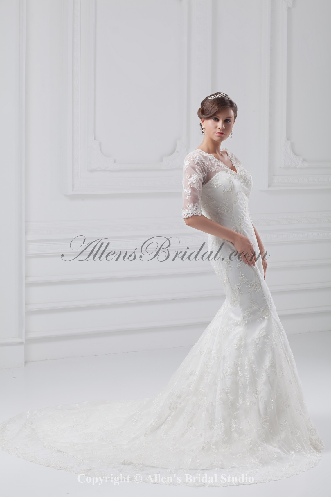 /858-6878/lace-v-neck-neckline-chapel-train-mermaid-half-sleeves-wedding-dress.jpg