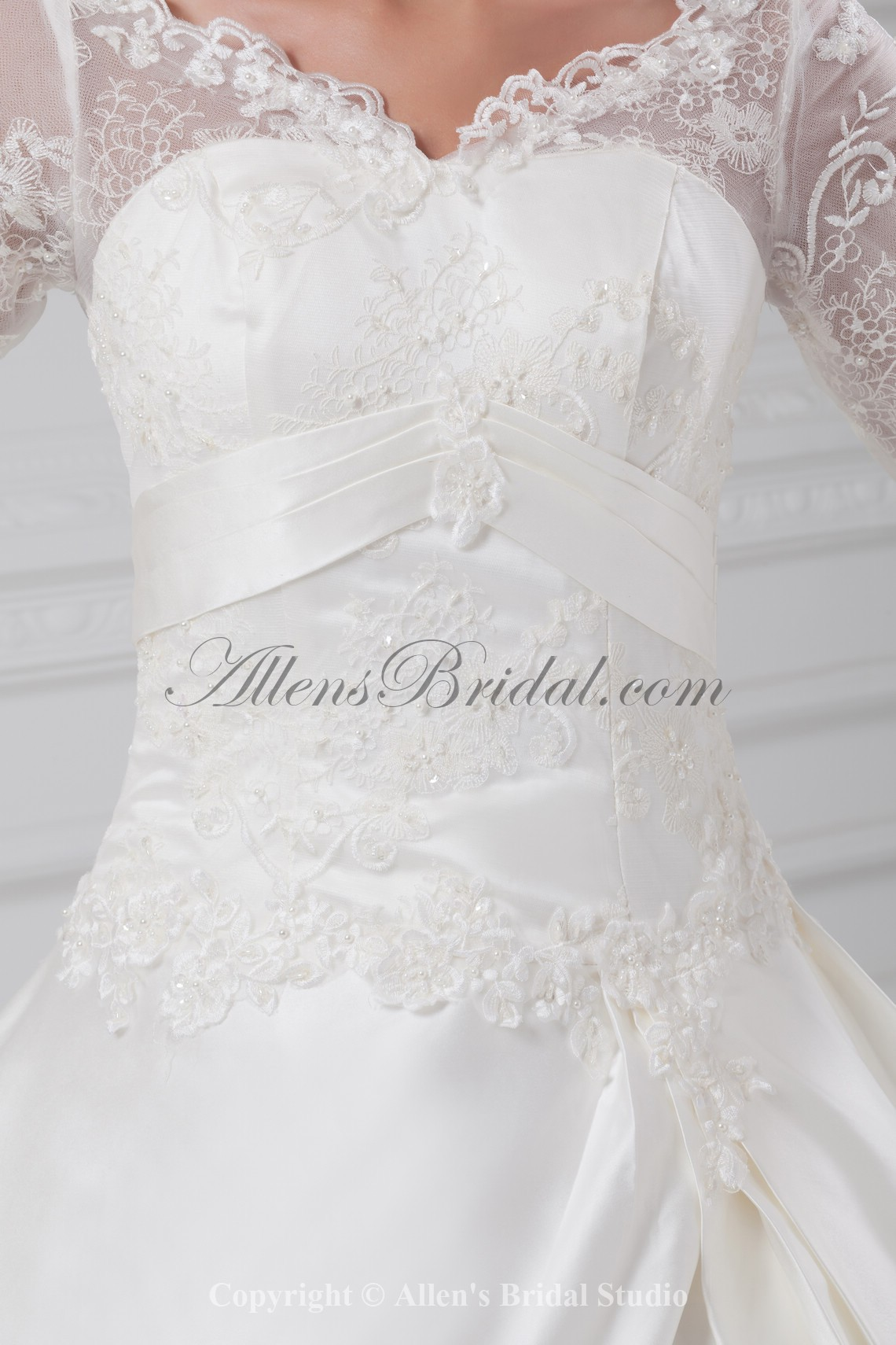 /897-7189/satin-v-neck-sweep-train-ball-gown-wedding-dress-with-jacket.jpg