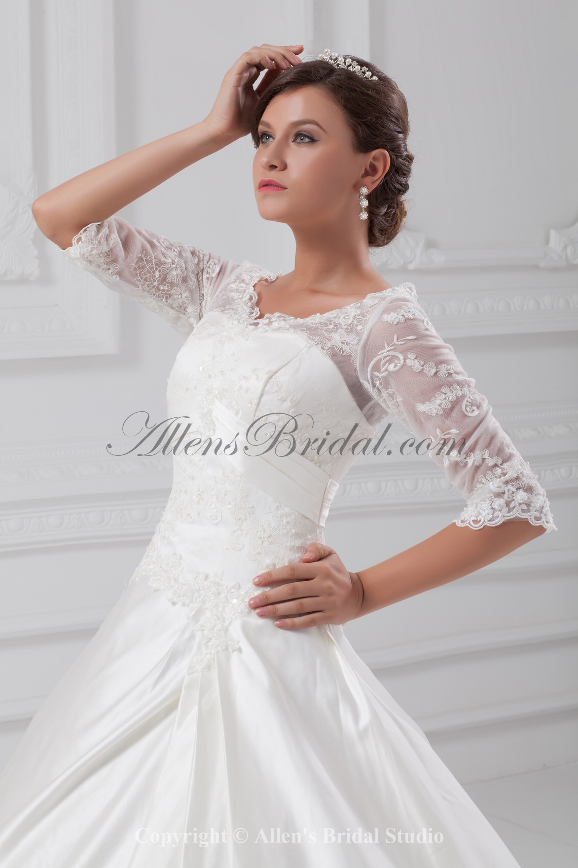 /897-7190/satin-v-neck-sweep-train-ball-gown-wedding-dress-with-jacket.jpg