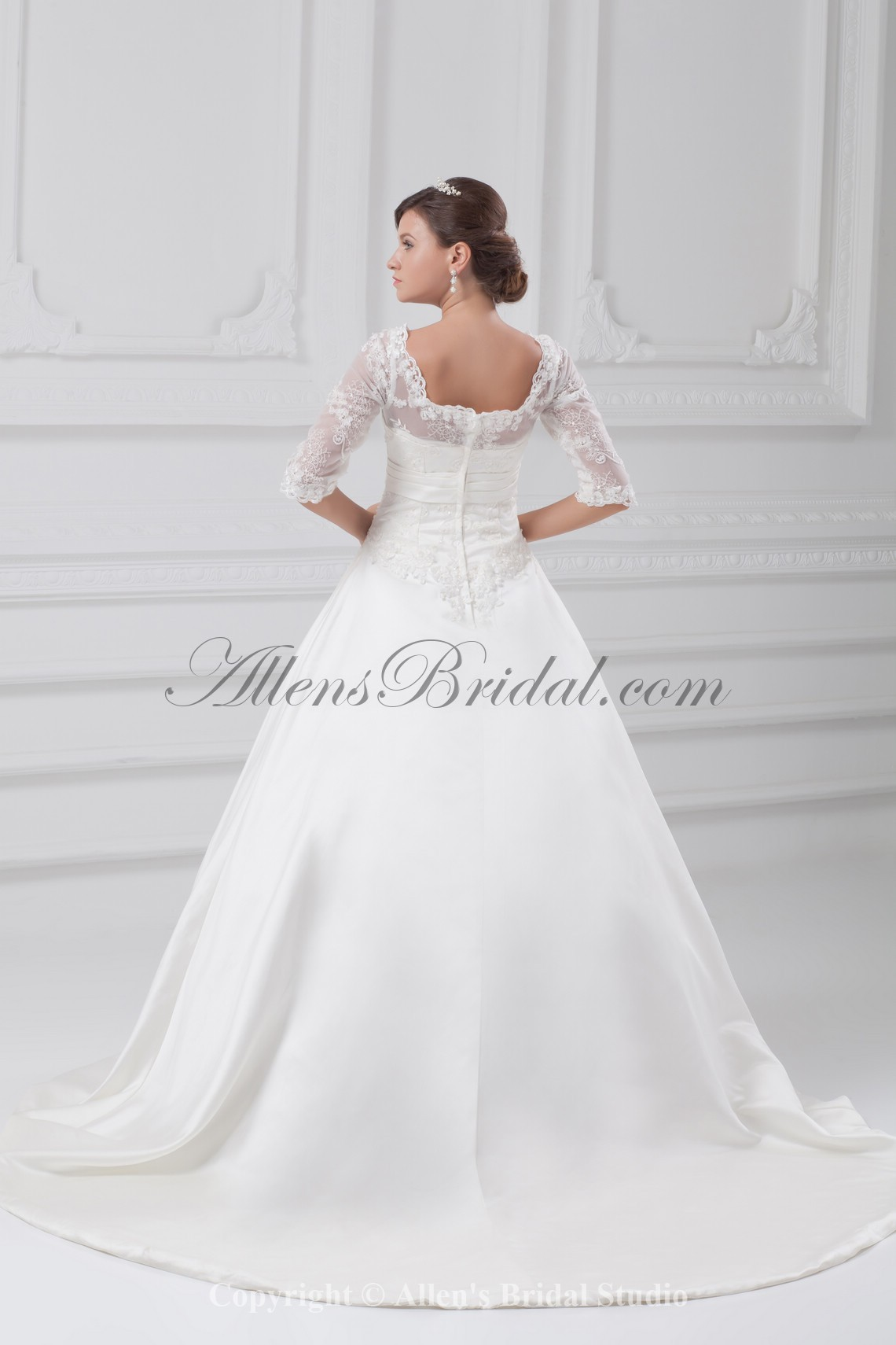 /897-7195/satin-v-neck-sweep-train-ball-gown-wedding-dress-with-jacket.jpg