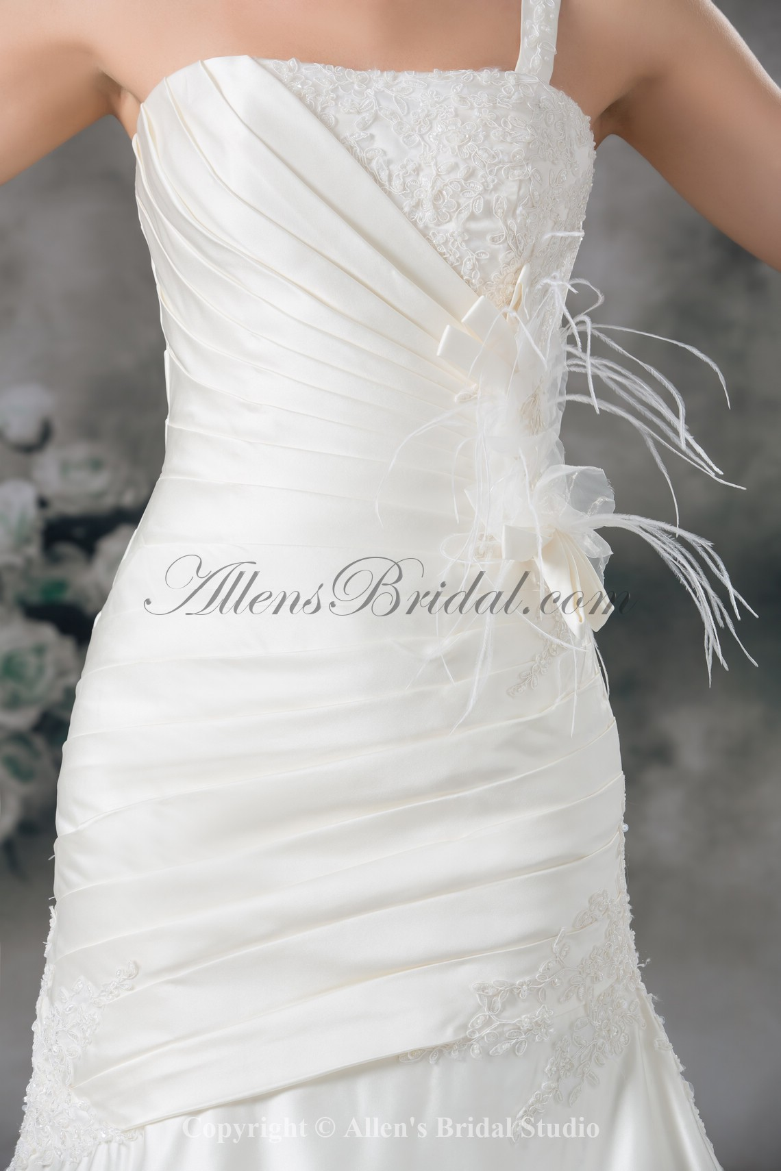 /931-7462/satin-one-shoulder-neckline-chapel-train-mermaid-feather-wedding-dress.jpg