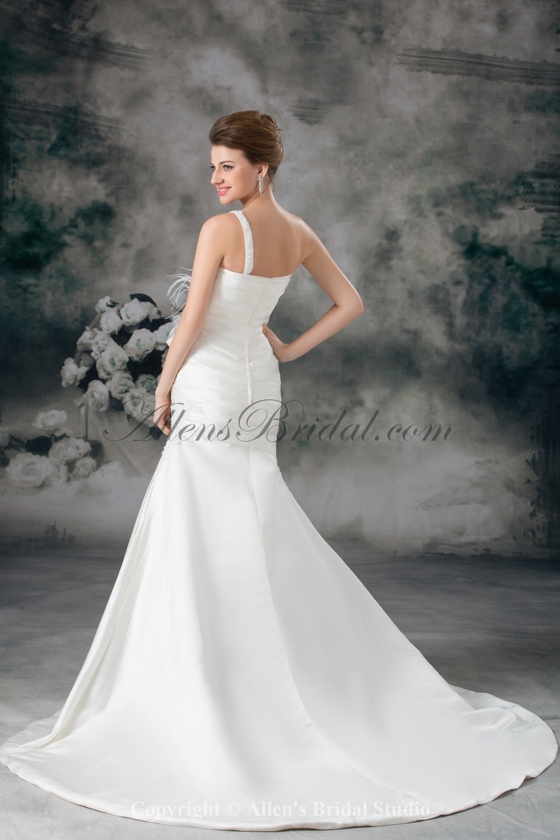 /931-7465/satin-one-shoulder-neckline-chapel-train-mermaid-feather-wedding-dress.jpg