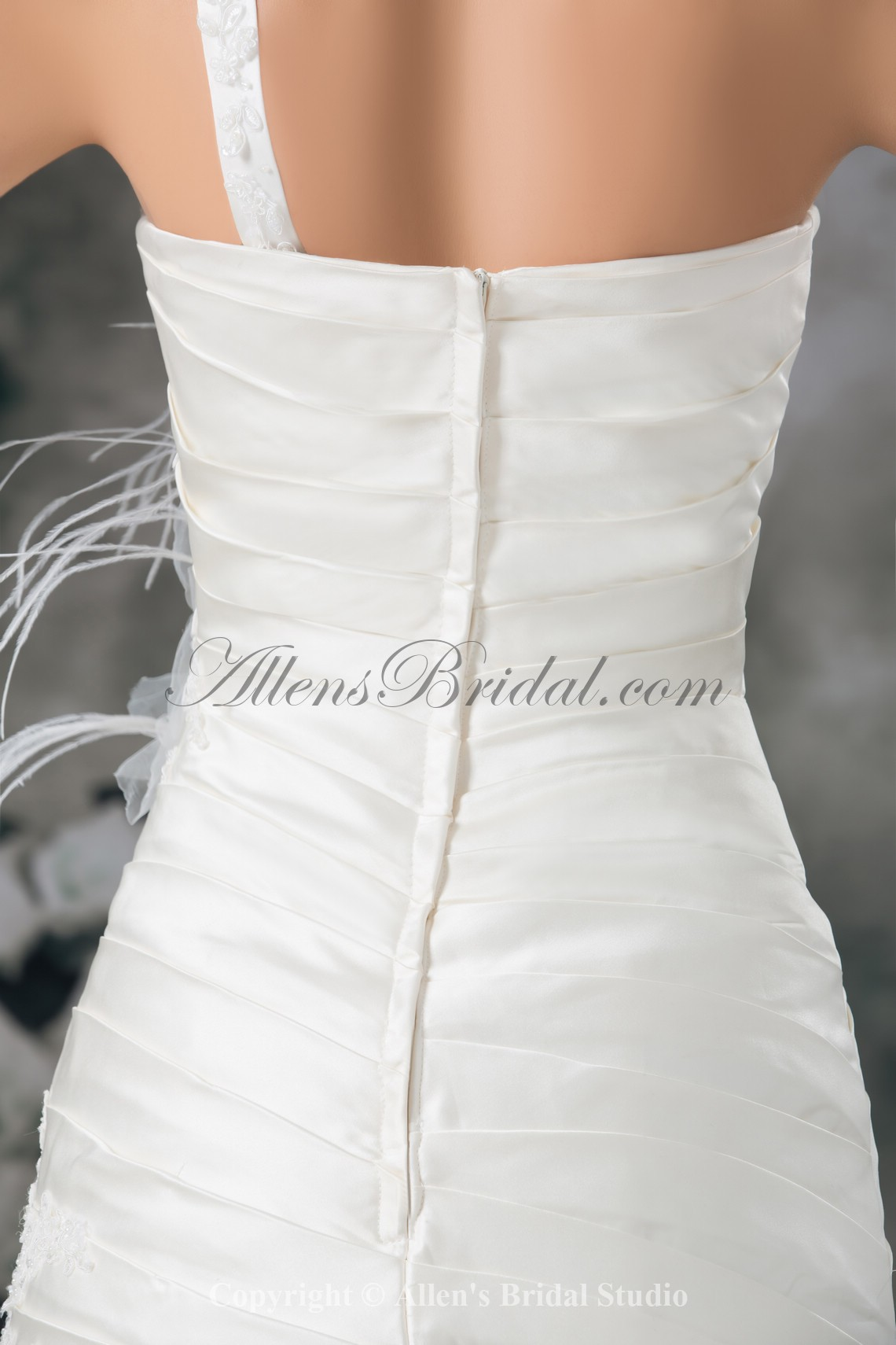 /931-7467/satin-one-shoulder-neckline-chapel-train-mermaid-feather-wedding-dress.jpg