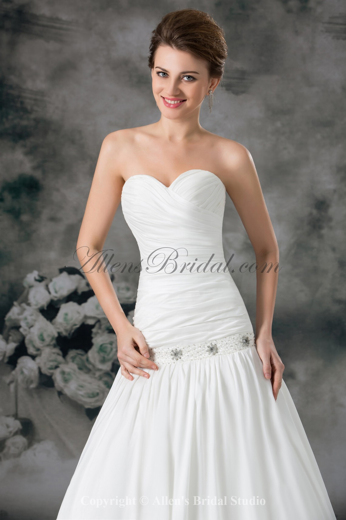 /948-7598/satin-sweetheart-sweep-train-ball-gown-ruched-wedding-dress.jpg
