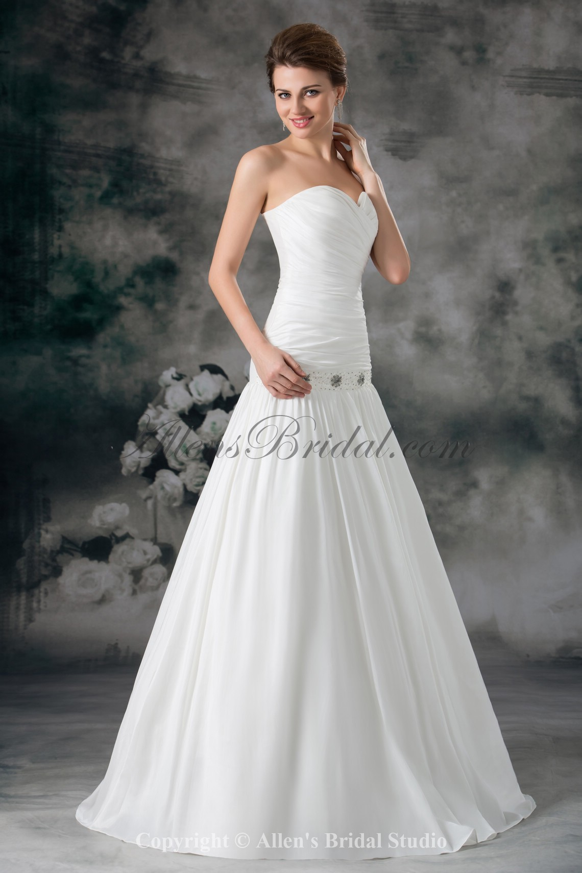 /948-7601/satin-sweetheart-sweep-train-ball-gown-ruched-wedding-dress.jpg