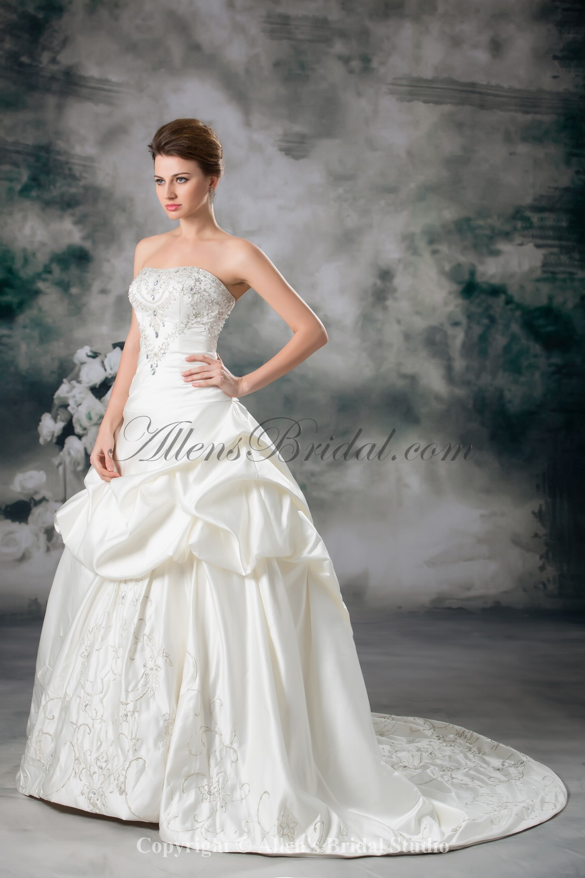 /975-7816/satin-strapless-neckline-sweep-train-ball-gown-embroidered-wedding-dress.jpg