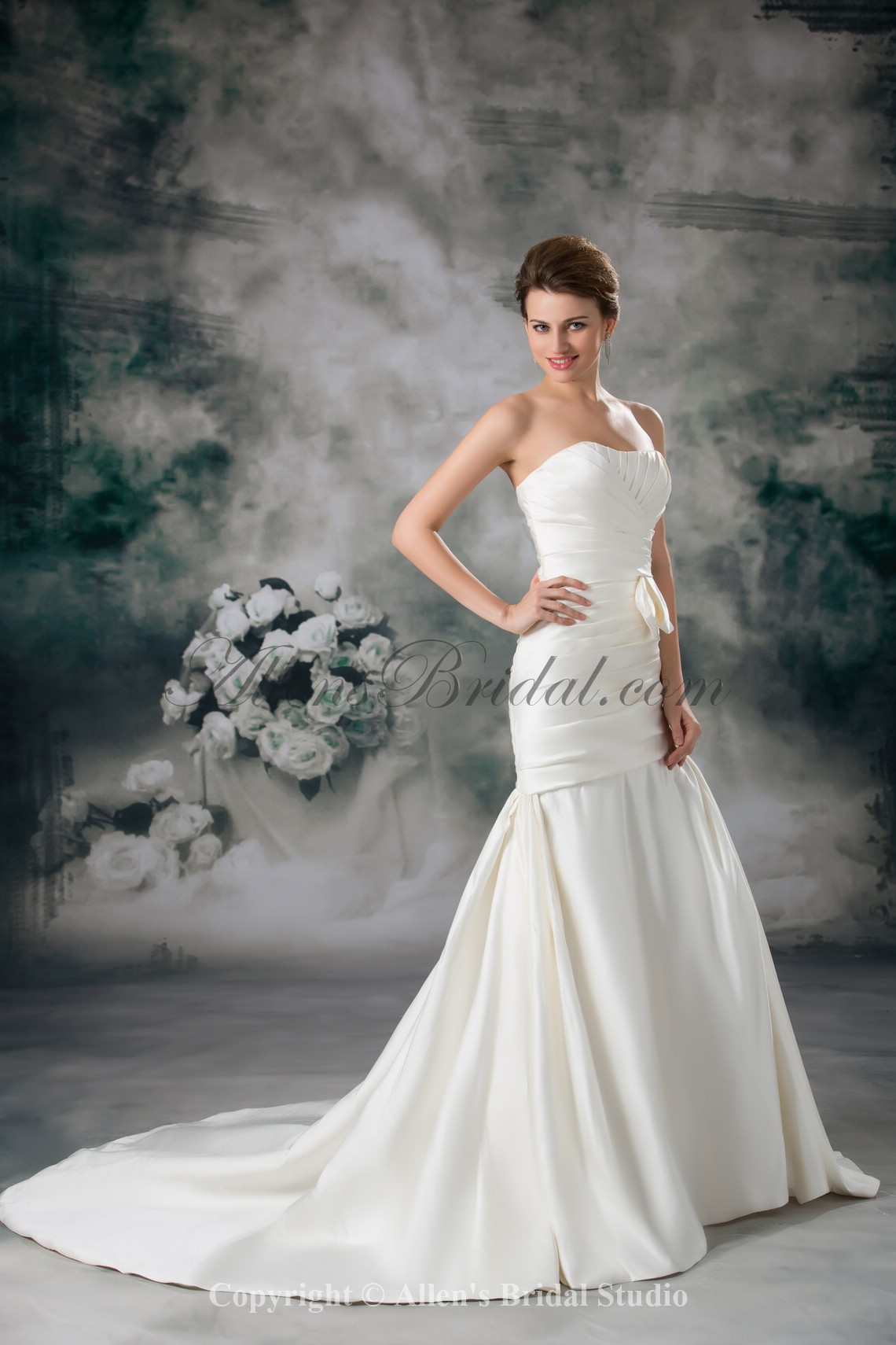 /976-7825/satin-sweetheart-chapel-train-mermaid-ruffle-wedding-dress.jpg