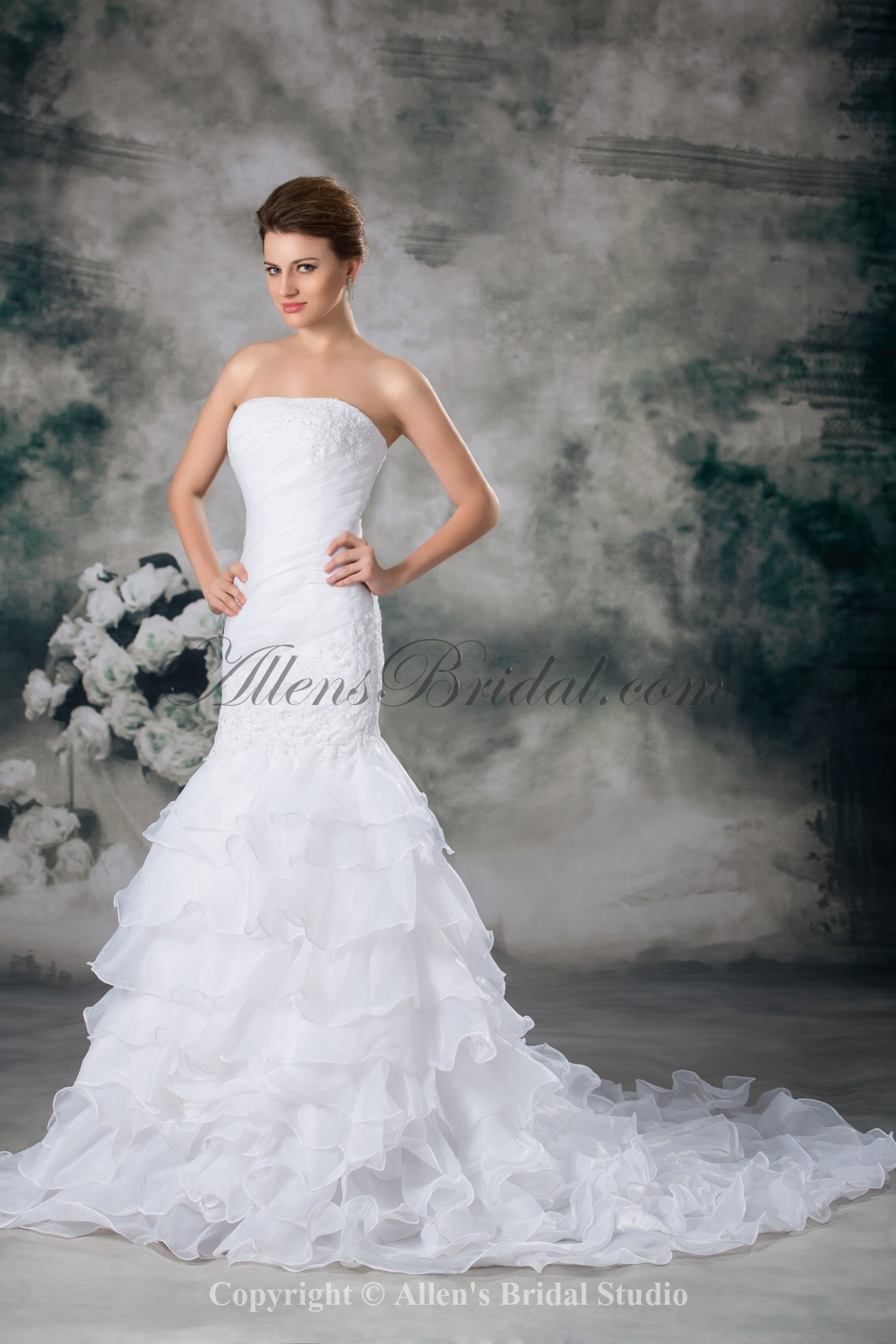 /980-7856/organza-strapless-neckline-sweep-train-mermaid-embroidered-wedding-dress.jpg